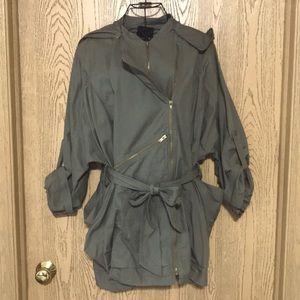 [aryn k] Utility Trench Jacket